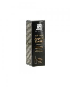 Soivre Sérum ARGAN & KERATIN 4,5 ml Monodosis Tu Cruz Verde