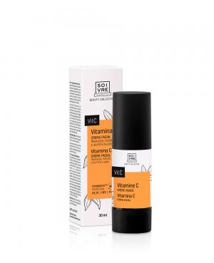 Soivre Crema Facial Vitamina C 30ml Tu Cruz Verde