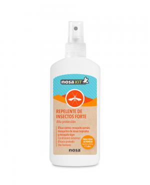 Nosa Kit Repelente Antimosquitos Forte 100 ml Tu Cruz Verde