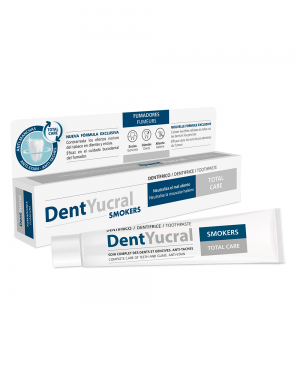 DentYucral Pasta Dentrífica Smokers 75 ml Tu Cruz Verde