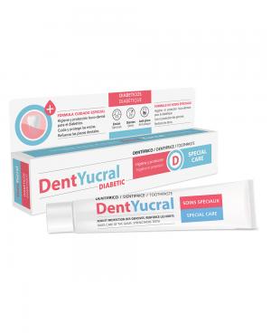 DentYucral Pasta Dentrífica Diabetics 75 ml Tu Cruz Verde