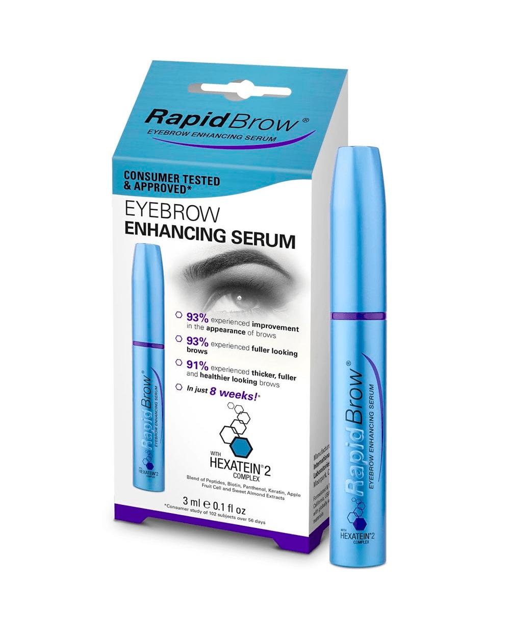 RapidBrow Eyebrow Enhancing Serum 3 ml Tu Cruz Verde