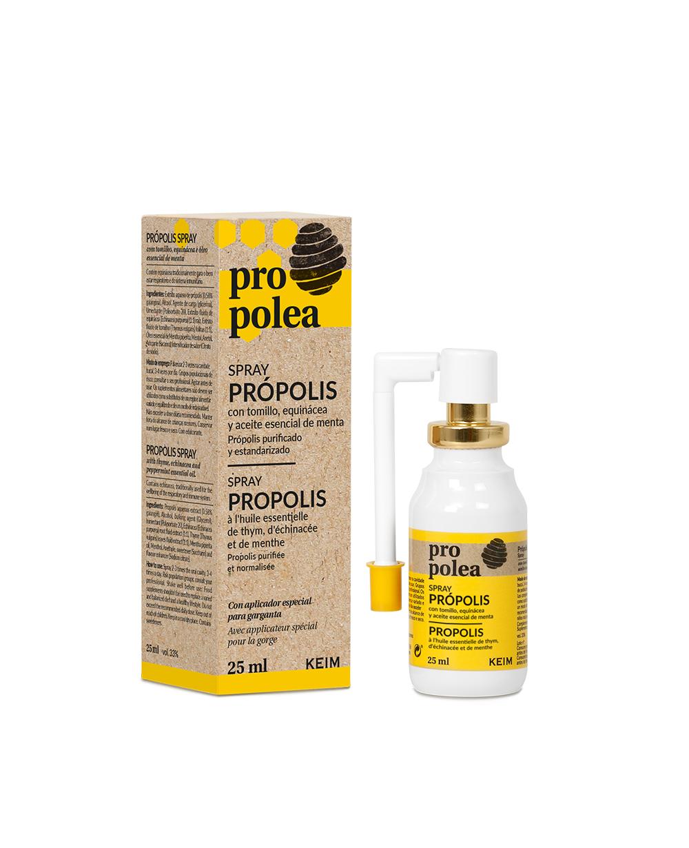 Keim Spray Garganta Propolea 25 ml Tu Cruz Verde