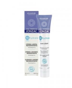 Jonzac Rehydrate Crema Textura Ligera Pieles Normales y Mixtas 50 ml Tu Cruz Verde