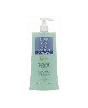 Jonzac Pure Gel Limpiador Purificante 400 ml Tu Cruz Verde