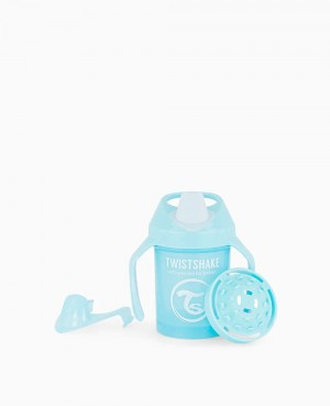Twistshake Taza 230 ml +4M Azul
