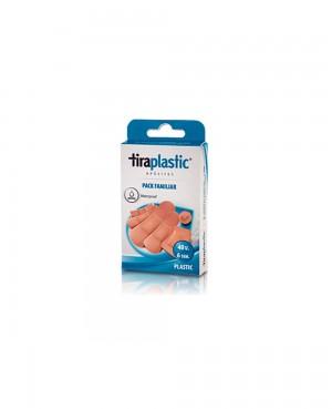 Tiraplastic Plastic Pack Familiar 40 Unidades