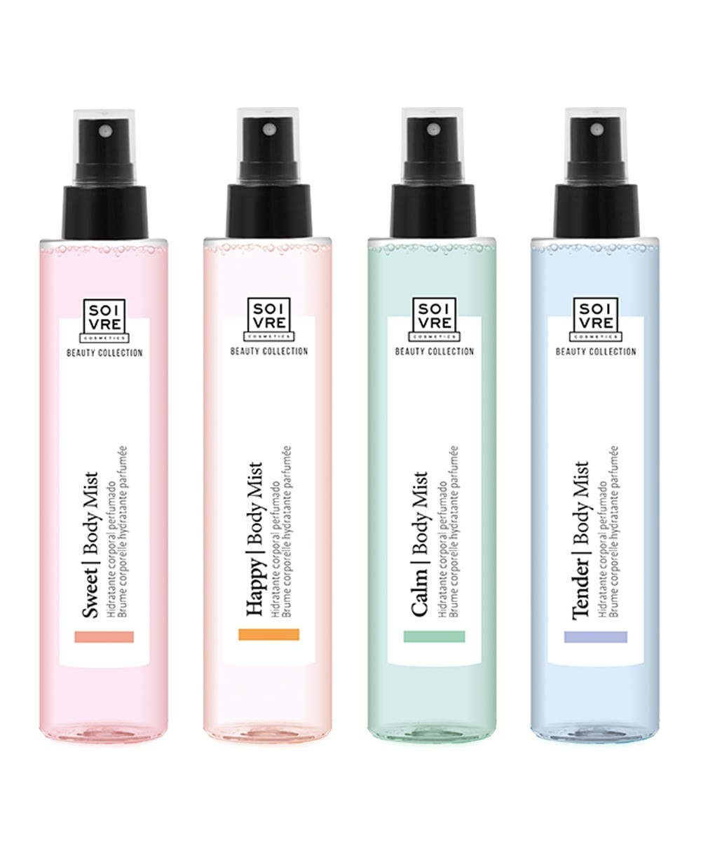 Soivre Body Mist Hidratante Corporal Perfumado