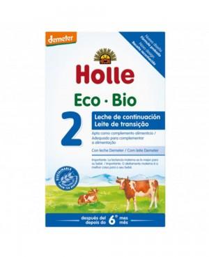 Holle Eco Bio 2 Leche de Continuación 600 g
